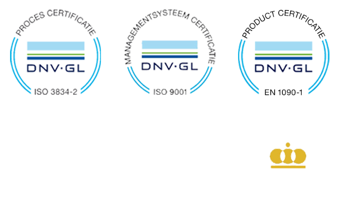 Certificeringen Marine Repair